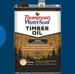Penetrating Timber Oil