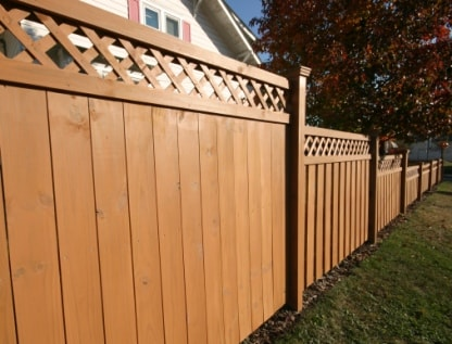 Fence Stain How To Stain A Fence Best Fence Stain