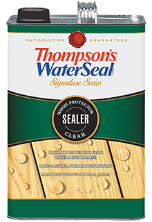 Thompson S Waterseal Signature Series Clear Wood Protector