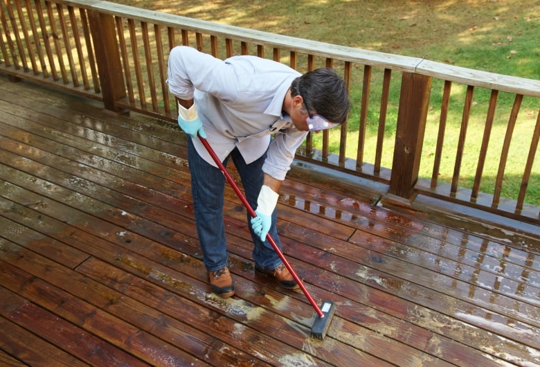 How To Remove Waterproofers Amp Stains From Wood